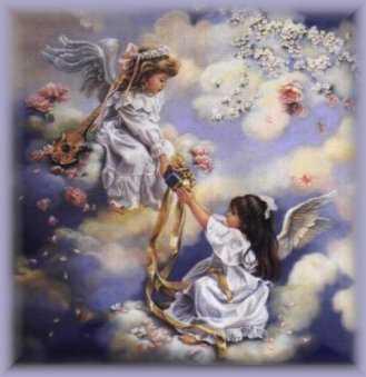 les anges dans spiritualite phnw9iem